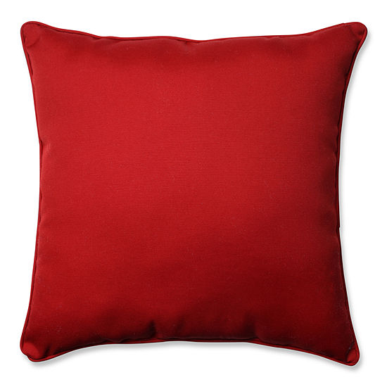 Pillow Perfect Pompeii Square Outdoor Floor Pillow