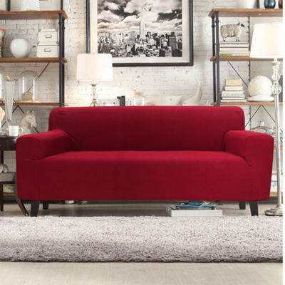 Sally Form Fit 4 Way Stretch Furniture Sofa Polyester Slipcover