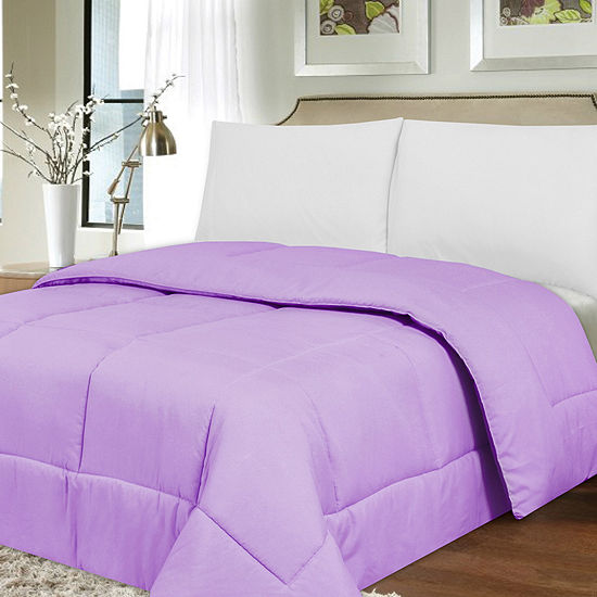 All Season Hypo-Allergenic Lightweight Down Alternative Comforter