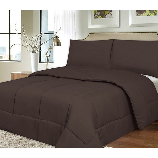 Sweet Home Collection – 100% Polyester Microfiber Down Alternative Comforter