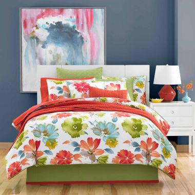 jcpenney.com | Queen Street Madie 4-pc. Comforter Set