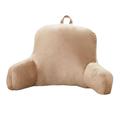 Sweet Home Collection Daria Plush 20x31x14 Bed Rest Pillow