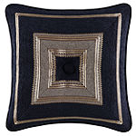 "J. Queen New York™ Brooke 18"" Square Decorative Pillow"