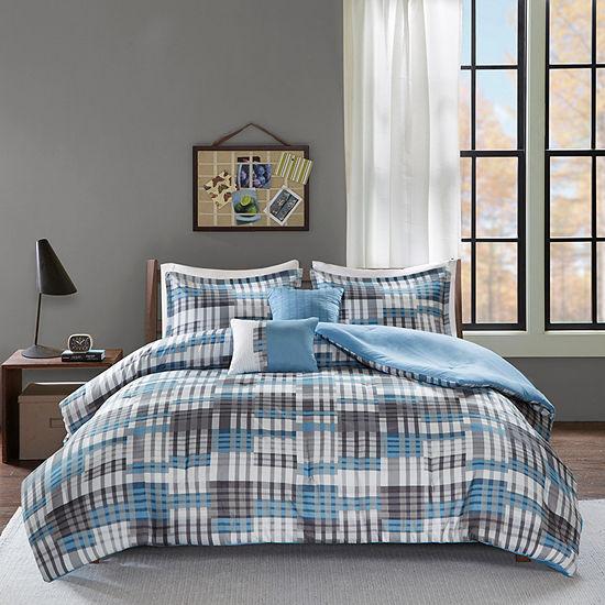 Intelligent Design Beau Ultra Soft Microfiber Hypoallergenic Comforter Set