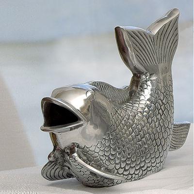 St. Croix Trading Cast Aluminum Decorative Fish