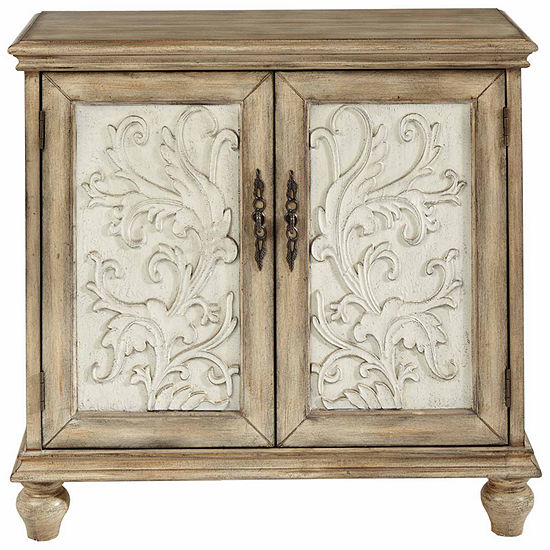 Madison Park Wyatt 2-Door Cabinet