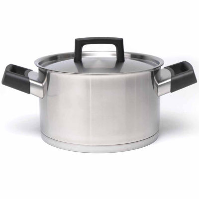 "BergHOFF RON 18/10 Covered Casserole 8"" 3.9-qt."""