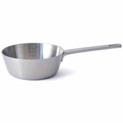 "BergHOFF RON 5-ply Conical Sauce Pan 7"" 1.4-qt."""