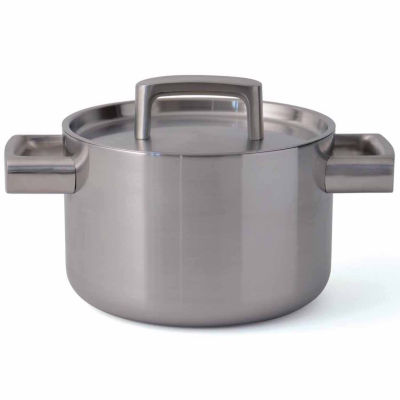 """BergHOFF RON 5-ply Covered Casserole 7"""" 3.2 -qt."""""""