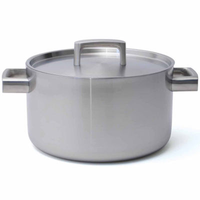 "BergHOFF RON 5-ply Covered Stockpot 10"" 6.4-qt."""