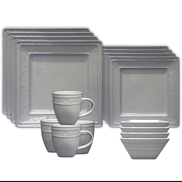 JCPenney Home Dillon 16pc Square Dinnerware Set  sc 1 st  JCPenney & JCPenney Home Dillon 16pc Square Dinnerware Set - JCPenney