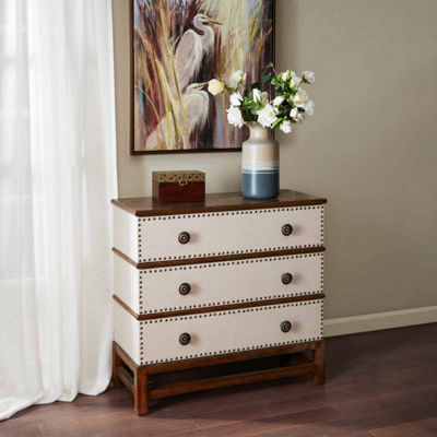 Madison Park Larkspur 3-Drawer Chest