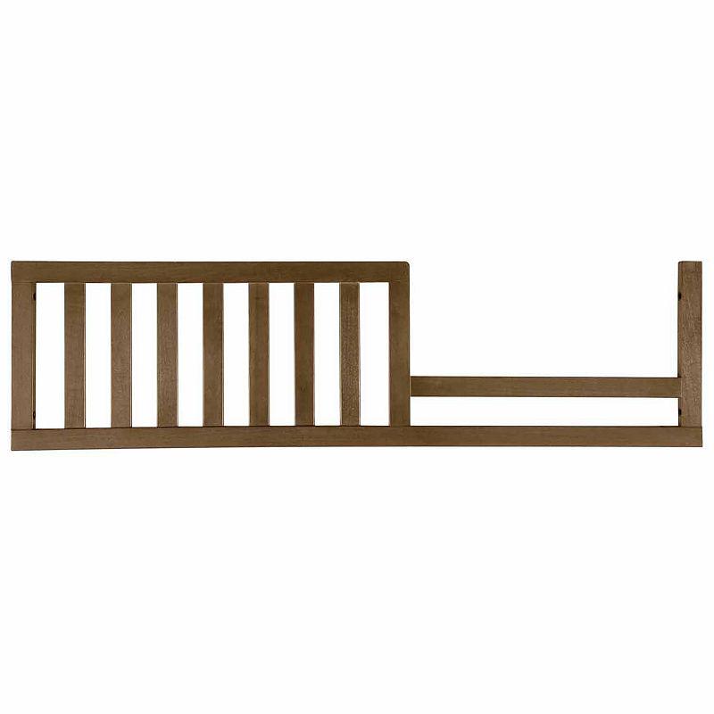 Bedford Baby Crib Conversion Rails, Cashew, Size Toddler