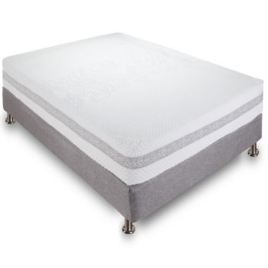 "Hybrid 11"" Gel Memory Foam Mattress"