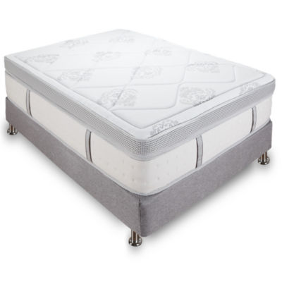 "Cool Gel 14"" Memory Foam Mattress"