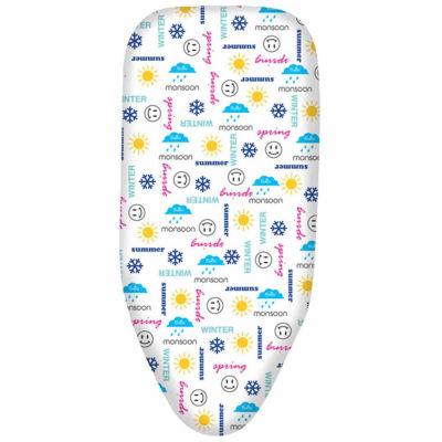 Bonita Medium Ironing Board Cover With Felt