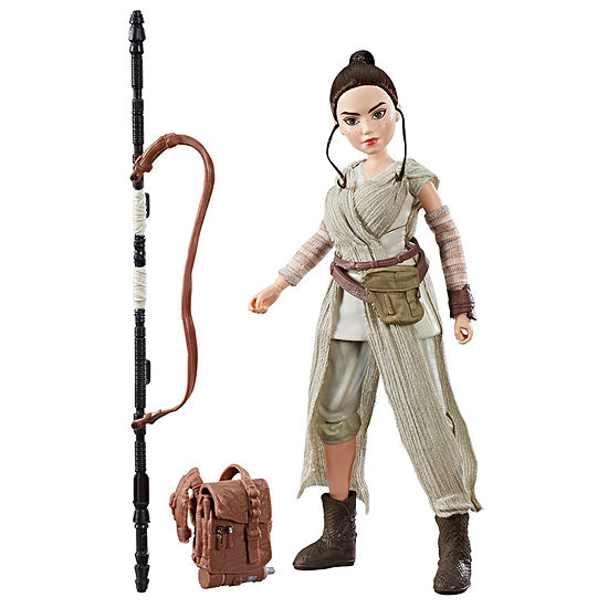 Forces Of Destiny Rey Of Jakku Adventure Figure