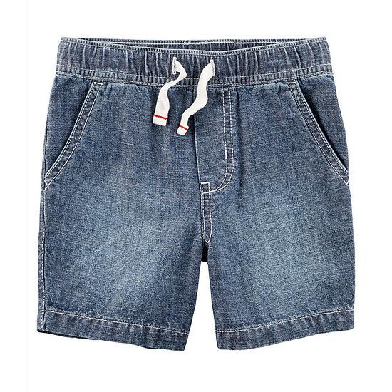 Carter's 4th Of July Boys Pull-On Short Preschool