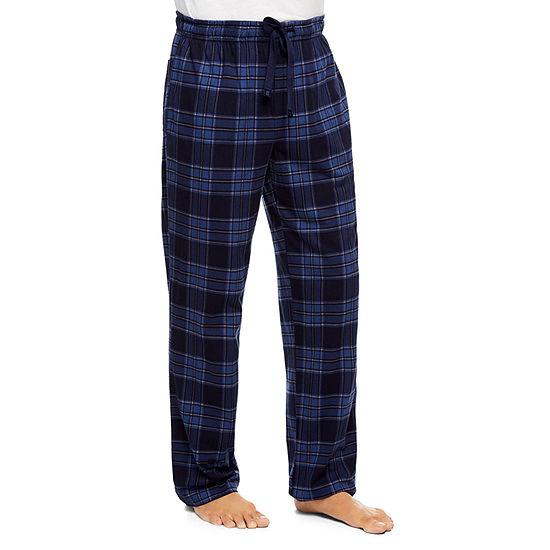 Haggar Cotton Jersey Sleep Pant Mens
