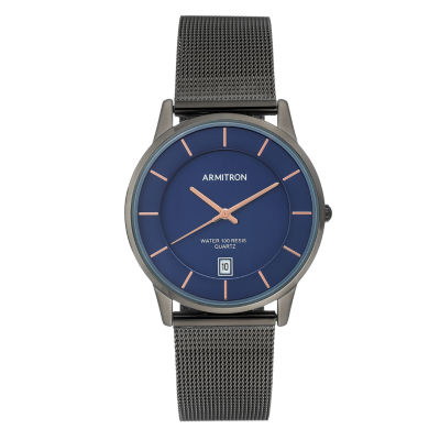 Armitron Mens Gray Bracelet Watch-20/5123nvdg