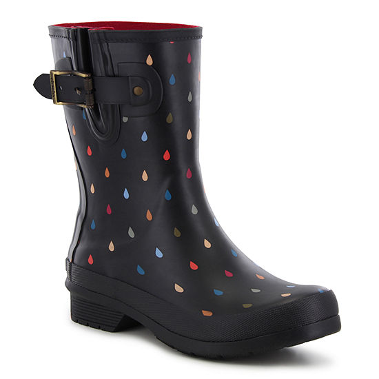 79bd62738a2 Western Chief Womens Waterproof Rain Boots Wide JCPenney