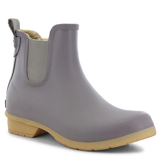 059997e208ac0 Western Chief Womens Waterproof Fleece Lined Rain Boots Wide JCPenney