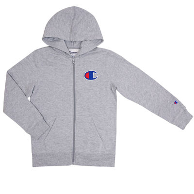 Champion Full Zip Hoodie - Girls Preschool
