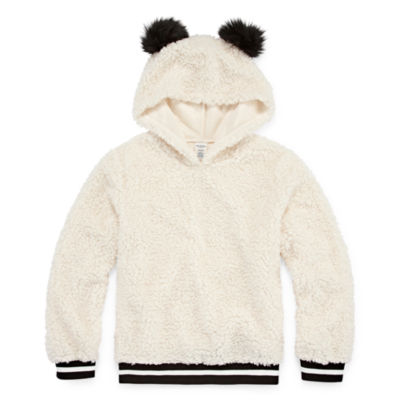 Arizona Sherpa Hoodie - Girls' 4-16 & Plus