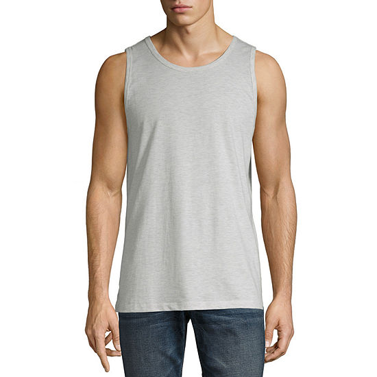 Arizona Mens Round Neck Sleeveless Tank Top