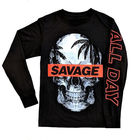 77404e76 Short Sleeve Pop Culture Graphic T Shirt JCPenney