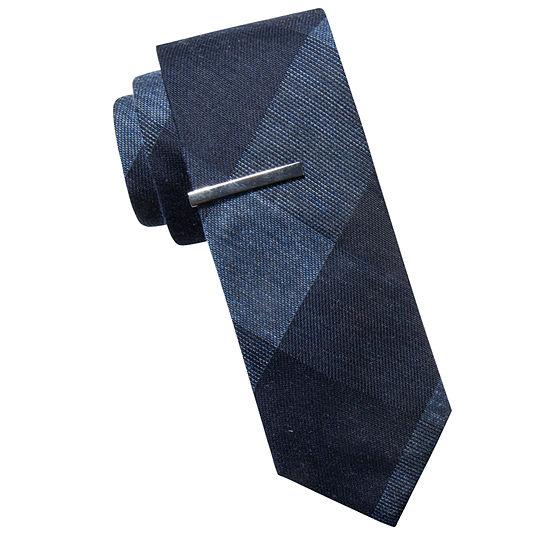 Jf Jferrar Checked Tie