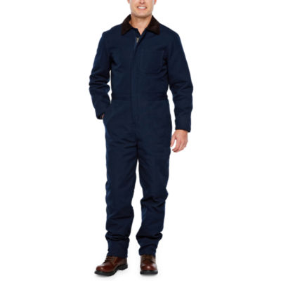Big Mac Long Sleeve Workwear Insulated  Coveralls