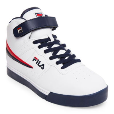 Fila Vulc 13 Mid Plus Mens Sneakers Lace-up