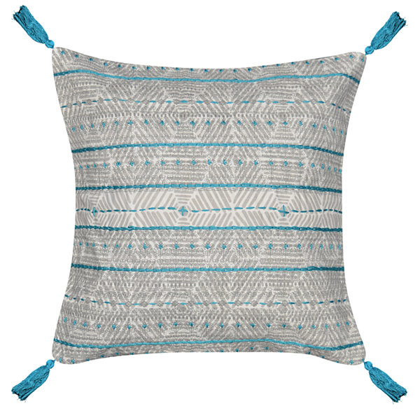 Fowler Square Throw Pillow