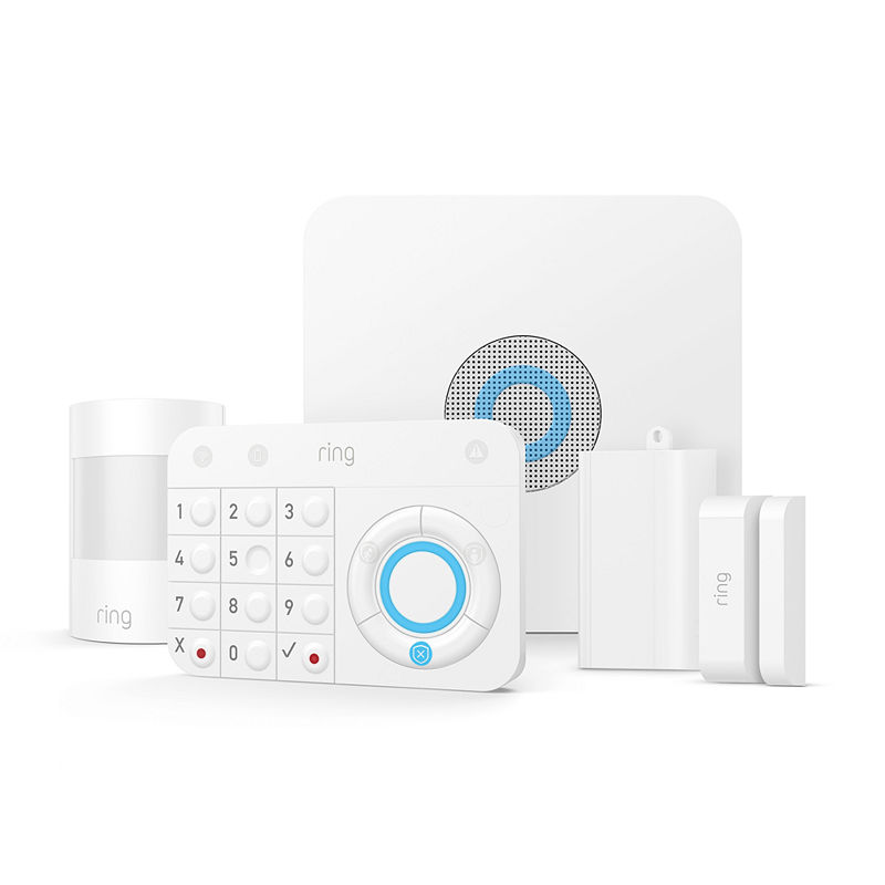 Ring Alarm Home Security System, White