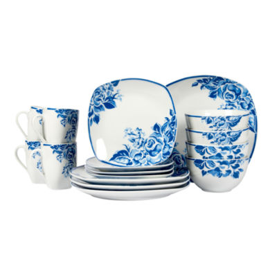 Tabletops Unlimited Decal 16-pc. Dinnerware Set