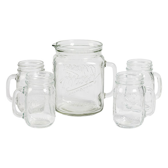 Mason Craft And More 5-pc. Drinkware Set
