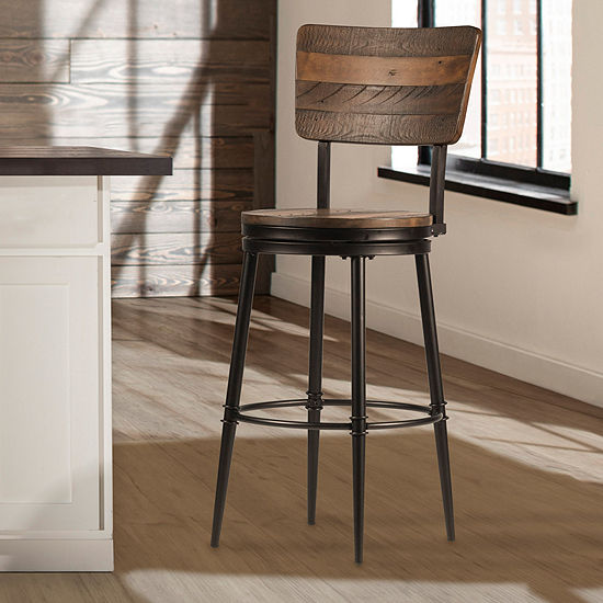 Hillsdale House Jennings Bar Stool