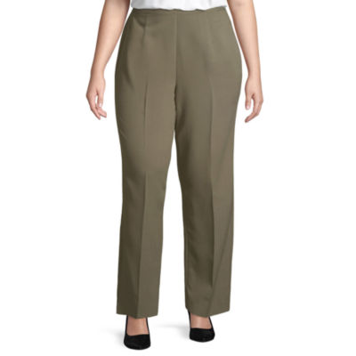 Alfred Dunner Autumn in New York Classic Fit Pant - Plus