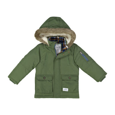 Carter's Hooded Parka - Baby Boy