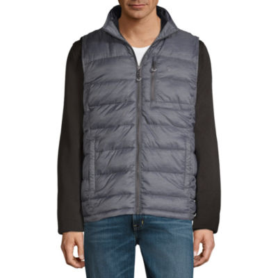 Izod Zip Out Puffer Vest Systems Jacket