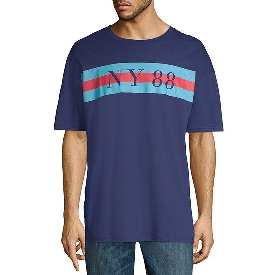 Arizona Mens Crew Neck Short Sleeve T Shirt