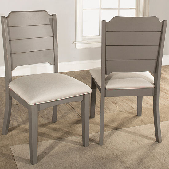 Hillsdale House Clarion 2 Pc Side Chair