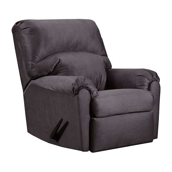 Simmons Upholstery Jojo Power Rocker Recliner