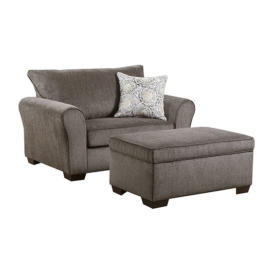 Simmons Upholstery Harlow Accent Chair