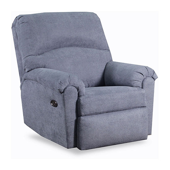 Simmons Upholstery Mia Power Rocker Recliner