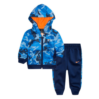 Nike Baby Boy Ecom Sets Fall 2-pc. Logo Pant Set Baby Boys