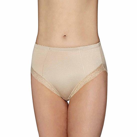 Exquisite Form 2 Pack Lace Leg Shaper Brief -51070261A