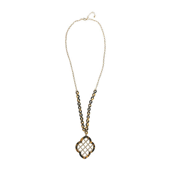 Bijoux Bar Link Chain Necklace