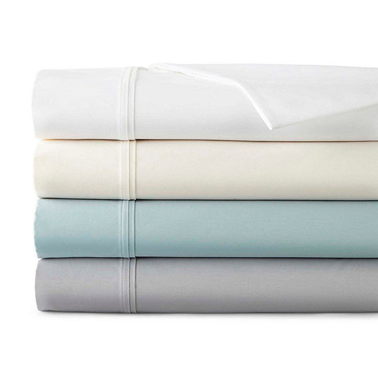 Luxury Performance 1000tc Sateen Wrinkle Free Deep Pocket Sheet Set - Studio™